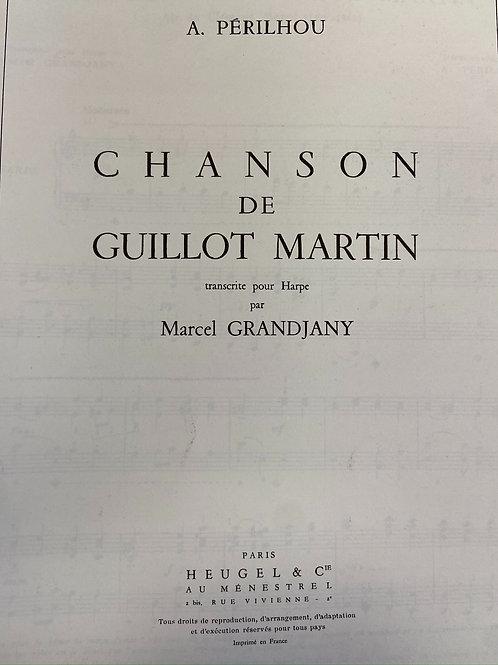 Miller: Chanson Guillot Martin arr. Grandjany