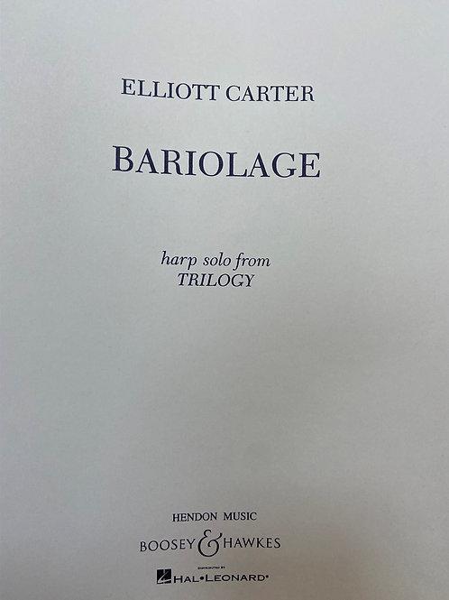 Carter: Bariolage