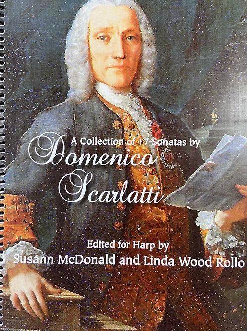 Scarlatti: Seventeen Sonatas arr. McDonald/Wood