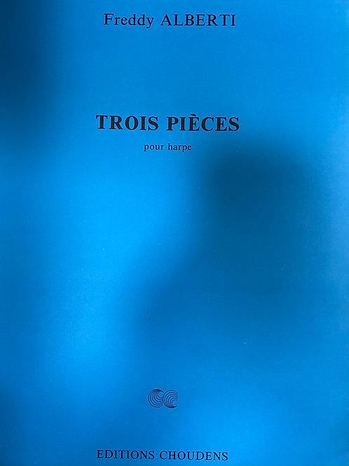 Alberti: Trois Pieces