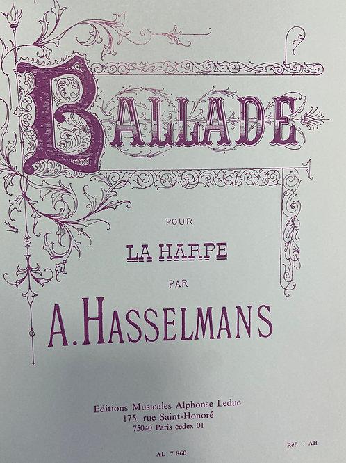 Hasselmans: Ballade