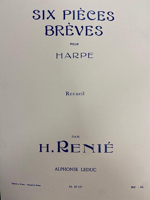 Renie: Six Pieces Breves