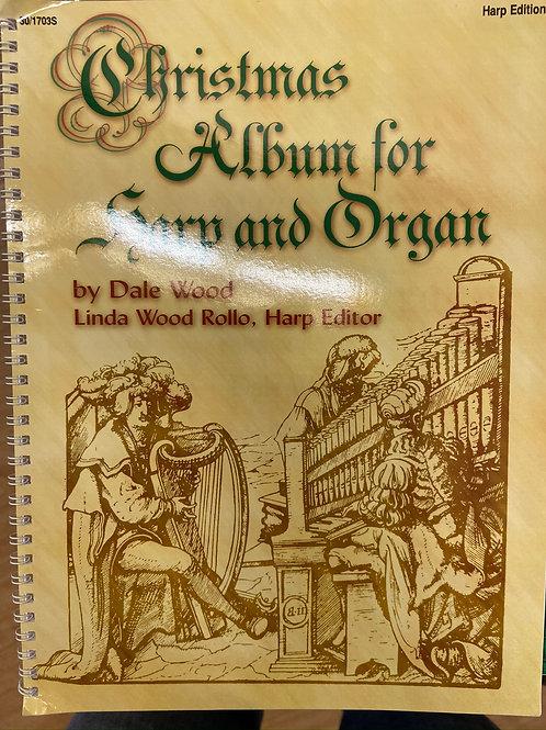 Wood: Christmas Album for Harp and Organ
