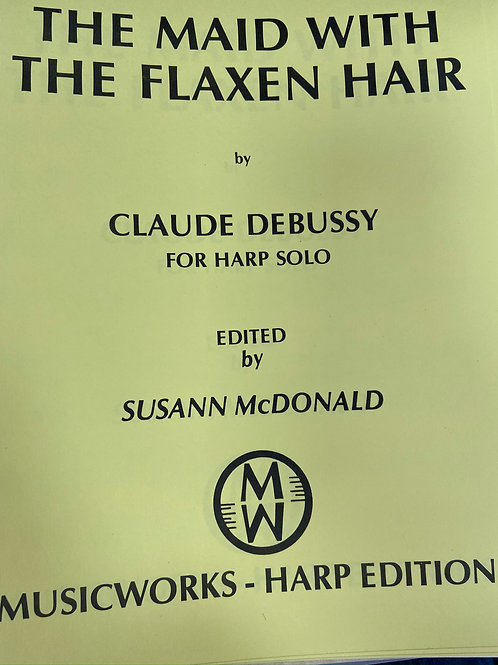 Debussy: Maid with the Flaxen Hair arr. McDonald