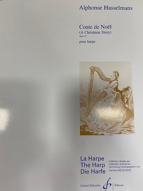 Hasselmans: Conte de Noel Opus 33
