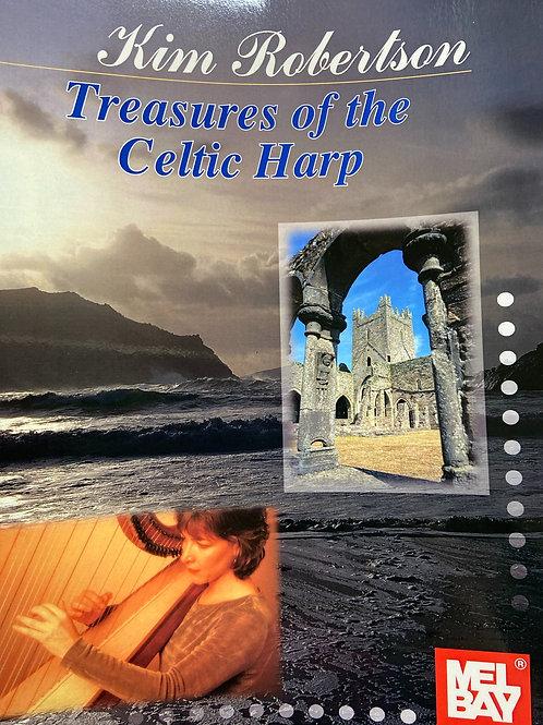 Robertson: Treasures of the Celtic Harp