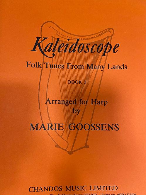 Goossens: Kaleidoscope Folk Tunes Book 3