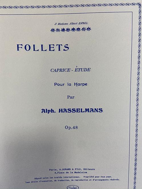 Hasselmans: Follets opus 48