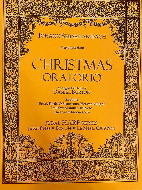 Bach arr. Burton: Christmas Oratorio