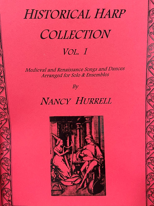 Hurrell: Historical Harp Collection Vol 1