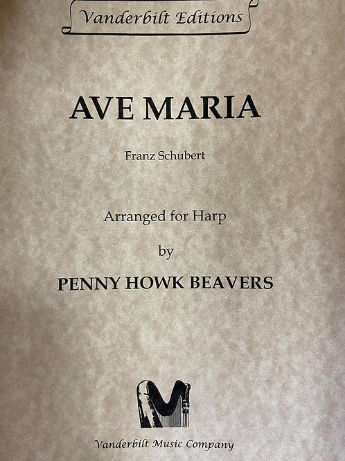 Schubert: Ave Maria arr. Beavers