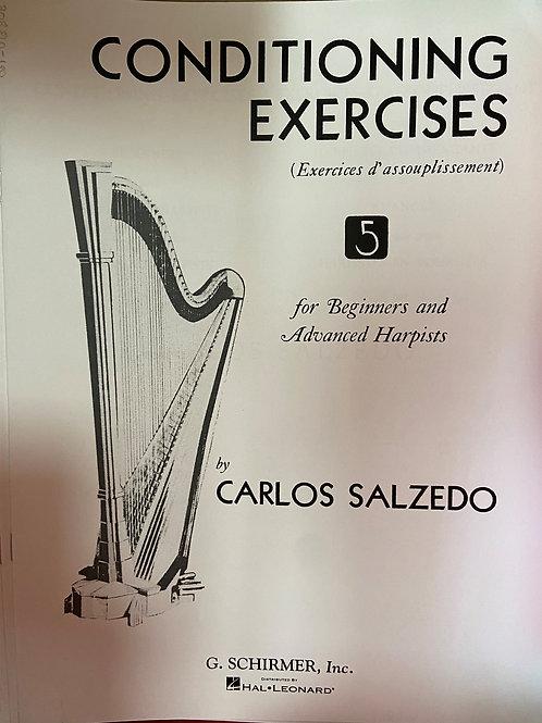Salzedo: Conditioning Exercises