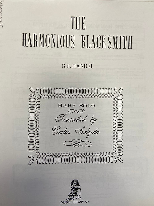 Handel: The Harmonius Blacksmith arr. Salzedo