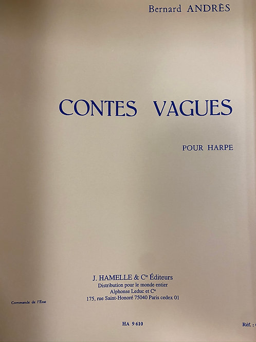 Andres: Contes Vagues