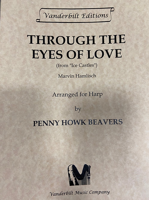 Hamlisch: Through the eyes of love arr. Beavers