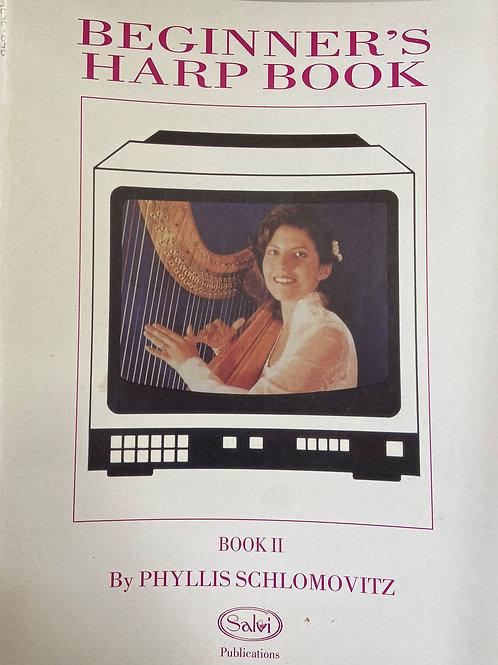 Schlomovitz: Beginner's Harp Book 2