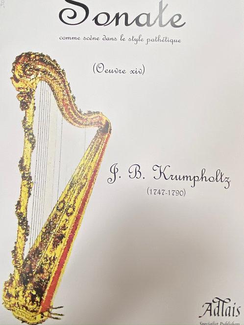 Krumpholtz: Sonata Dans Le Style Pathetique
