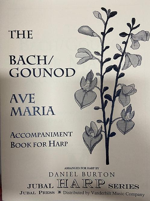 Bach: Ave Maria Accompaniment Book arr. Burton