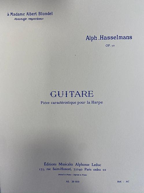 Hasselmans: Guitare opus 50