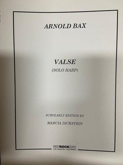 Bax: Valse