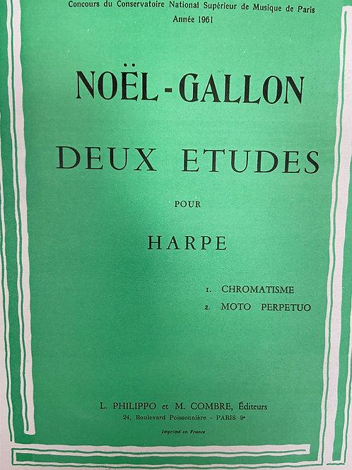 Noel-Gallon: Deux Etudes