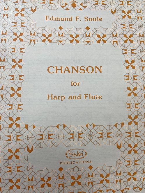 Soule: Chanson fl & hp