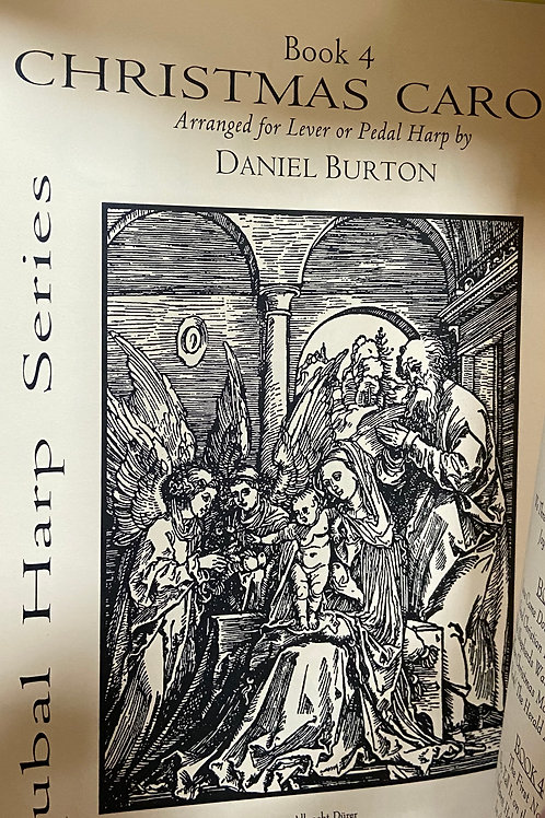 Burton: Christmas Carols Book 4