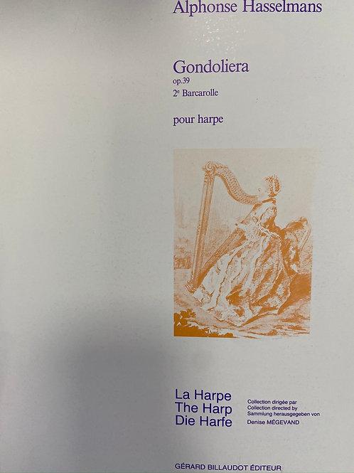 Hasselmans: Gondoliera opus 39