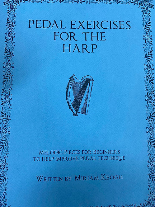 Keogh: Pedal Exercises for the Harp
