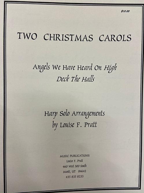 Pratt: Two Christmas Carols