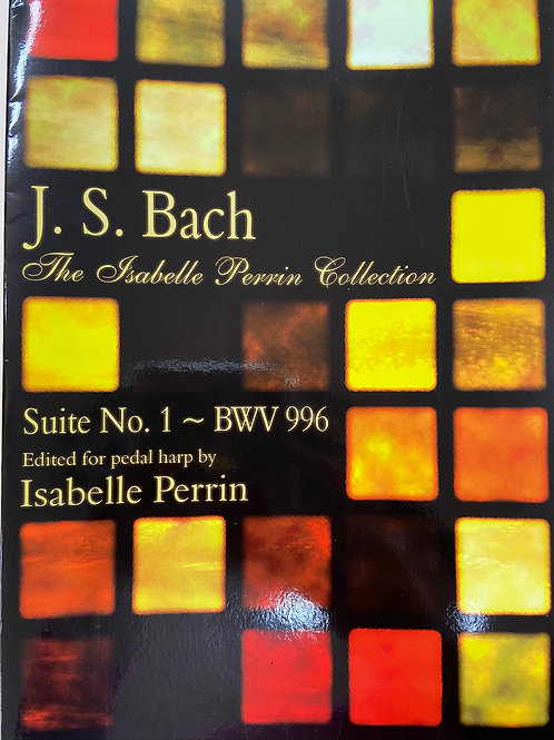 Bach: Suite No 1 BWV996 arr. Perrin