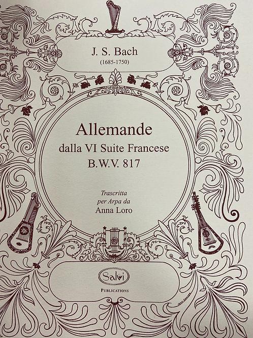 Bach: Allemande arr. Loro