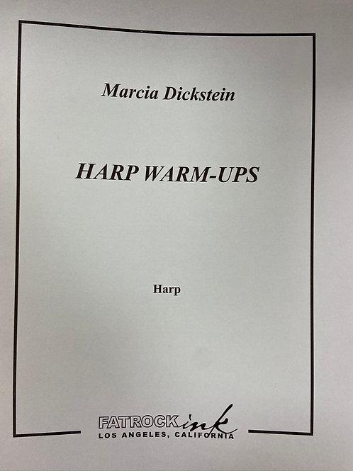 Dickstein: Harp Warm-Ups