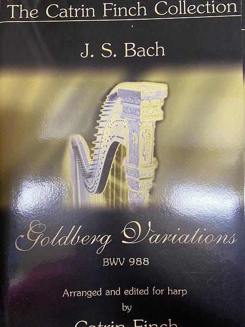 Bach: Goldberg Variations arr. Finch