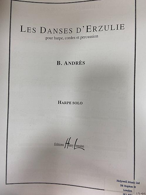 Andres: Les Danses D'Erzulie