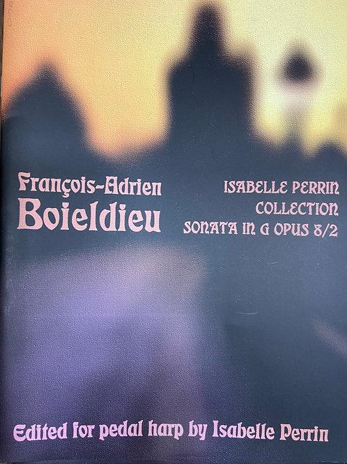 Boieldieu: Sonata in G Opus 8/2 arr. Perrin