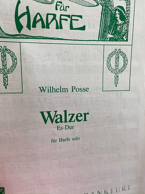 Posse: Waltz no.2 in E flat