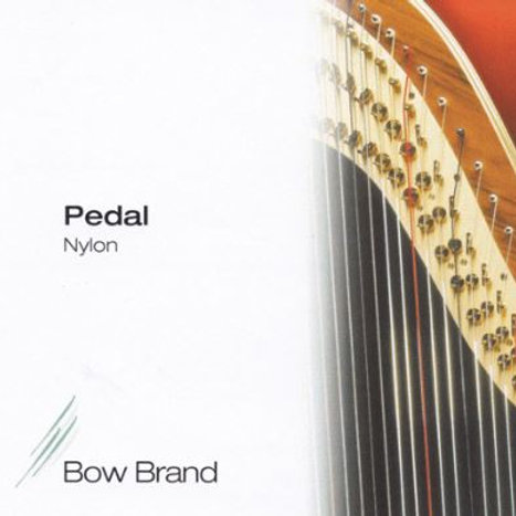 Bow Brand Pedal Nylon Top G or F