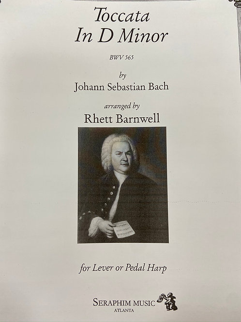 J.S. Bach: Toccata in D Minor arr. Barnwell