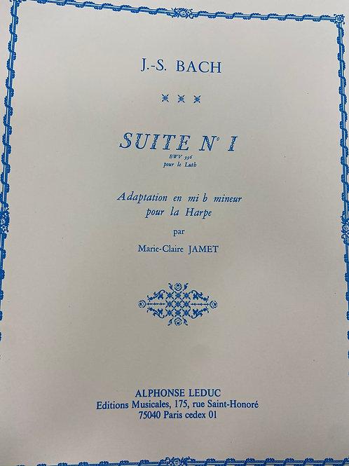 Bach: Suite No 1 arr. Jamet