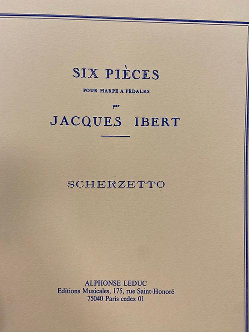 Ibert: Six Pieces Scherzetto