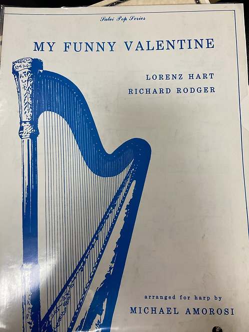 Roger and Hart: My Funny Valentine arr. Amorosi