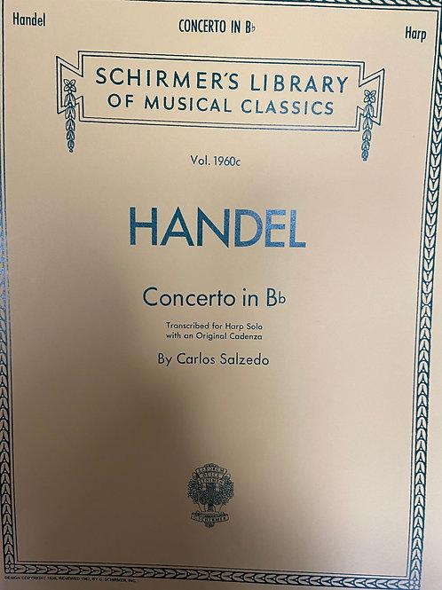 Handel: Concerto arr. Salzedo