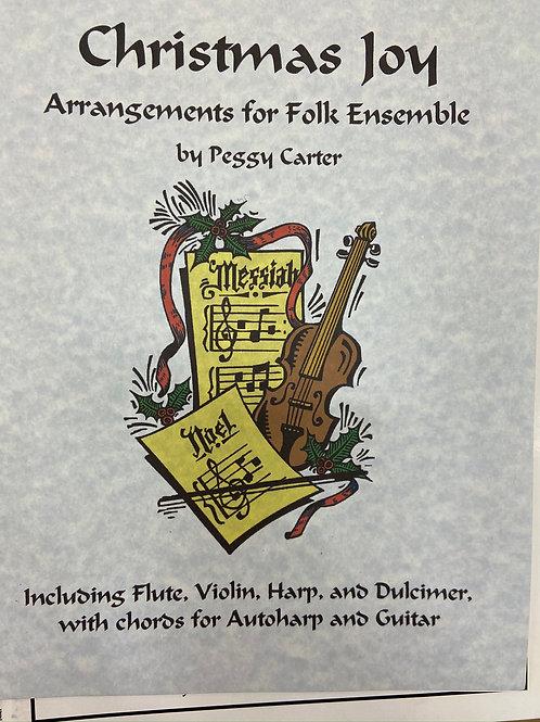 Carter: Christmas Joy for folk ensemble