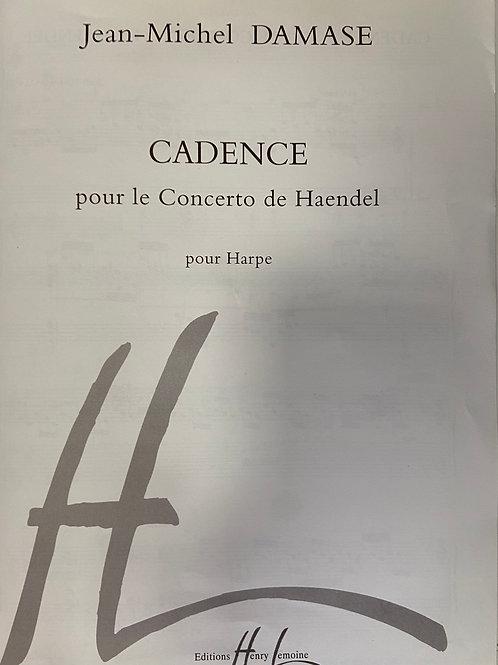 Handel: Concerto Cadenza by Damase