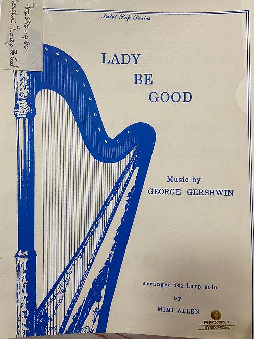 Gershwin: Lady be Good arr. Allen