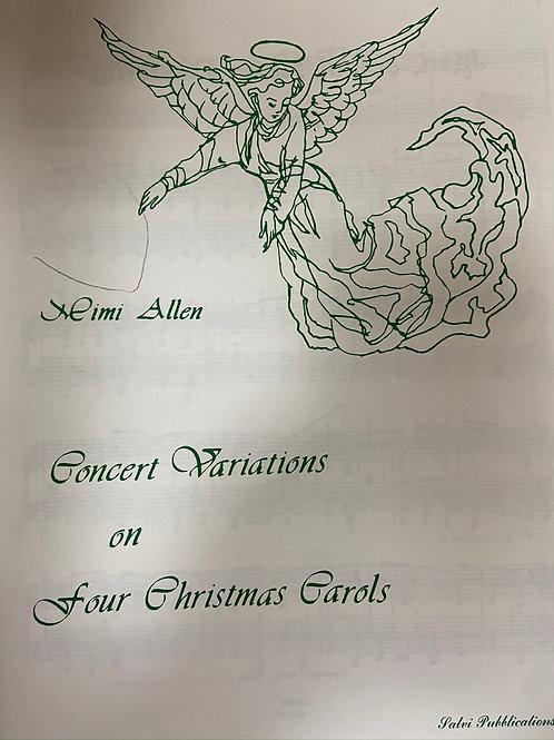 Allen: Concert Variations