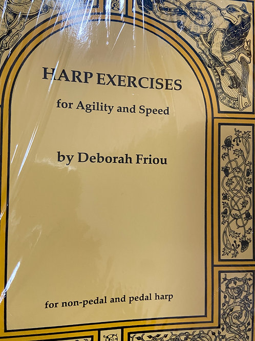 Friou: Harp Exercises for Agility and Speed