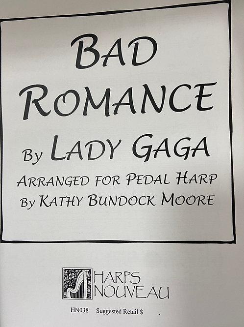 Lady Gaga: Bad Romance arr. Moore