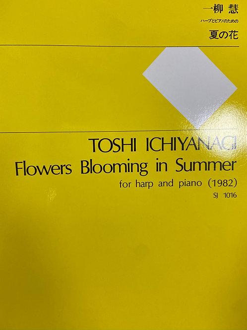 Ichiyanagi: Flowers Blooming in Summer hp & pno